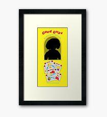 Good Guy Doll Box (Child's Play Franchise) Framed Print