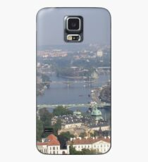 View of Prague From Above The City Case/Skin for Samsung Galaxy
