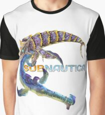 Subnautica Game - Sea Creatures Graphic T-Shirt