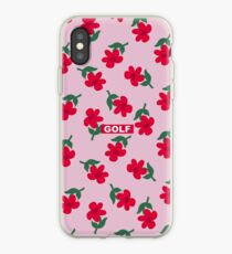 Flowers GOLF | Tyler The Creator iPhone Case