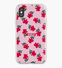 Vinilo o funda para iPhone Flores de GOLF | Tyler el creador
