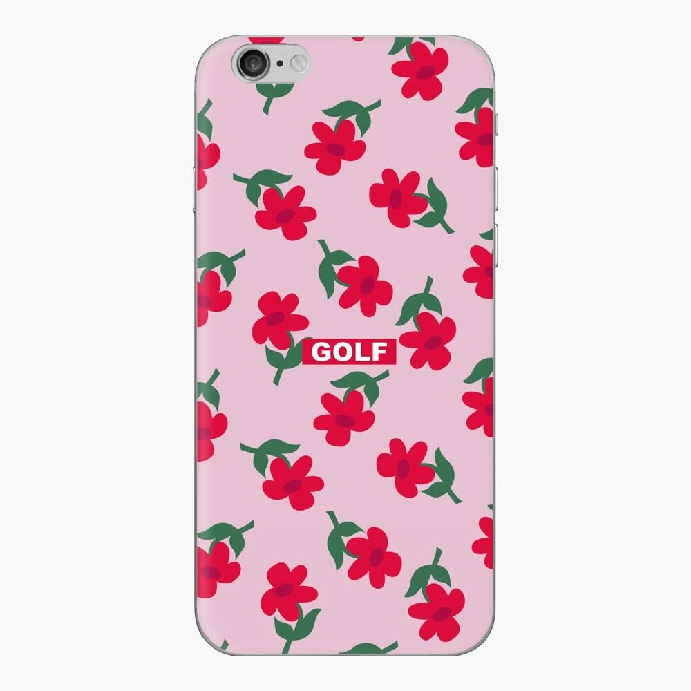 Flores de GOLF | Tyler el creador Vinilo para iPhone