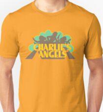 CHARLIES ANGELS RETRO DESIGN Unisex T-Shirt