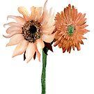 Sunflower IV by artofsuff