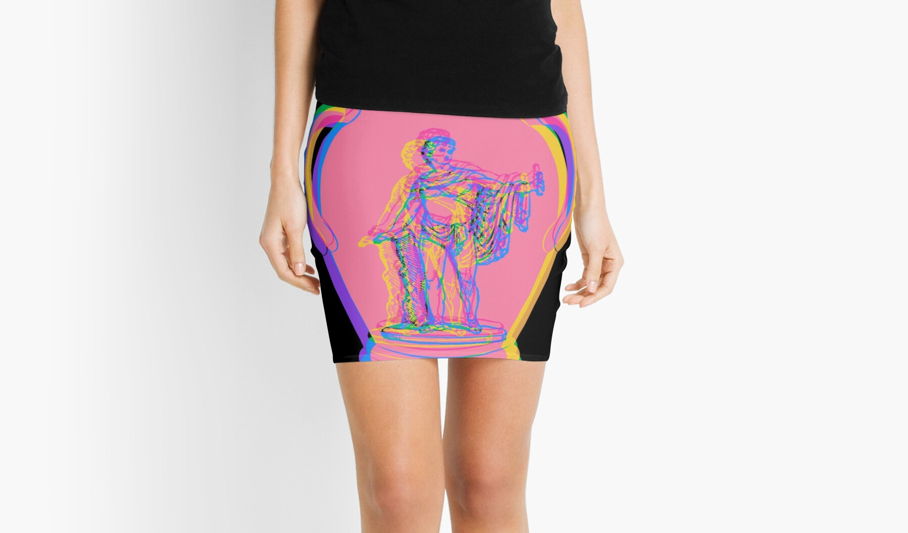 Greek Vase 4 by The House of Psychedelia