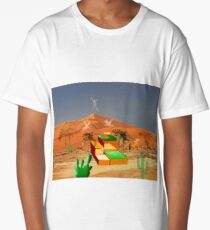 Oasis - place for freedom Long T-Shirt