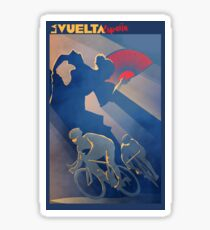 La Vuelta Espana Sticker
