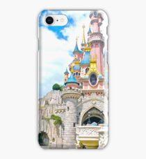 Le Château de la Belle au Bois Dormant iPhone Case/Skin