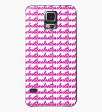 E L A S T I C A (IN PINK)  Case/Skin for Samsung Galaxy