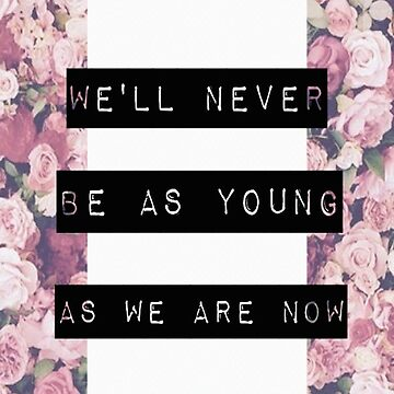 Never Be lyrics 5sos by Band-Prints