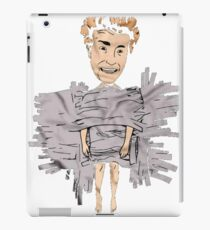 Jason Nash - Signature Tape Logo  iPad Case/Skin