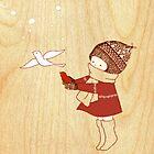 Hope Bird by naokosstoop