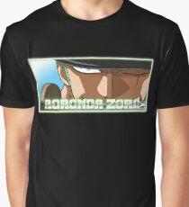 Roronoa Zoro - Colour Graphic T-Shirt