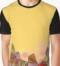 Zentangle Roses Graphic T-Shirt