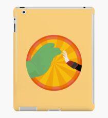 Sun's Gettin' Real Low iPad Case/Skin