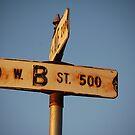 West B St. by Lauren01
