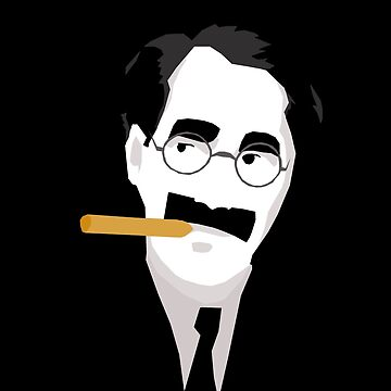 Groucho by TheKingLobotomy