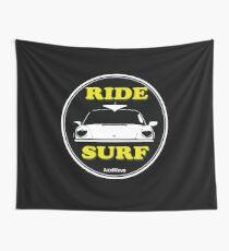 Ride & surf logo 2 Wall Tapestry
