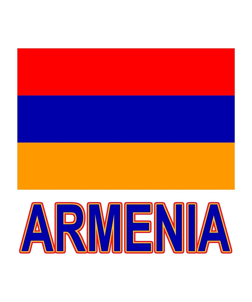 The Pride of Armenia by Chunga
