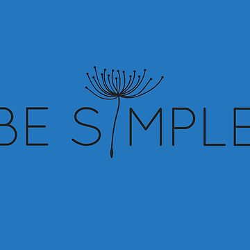Be simple by yanmos