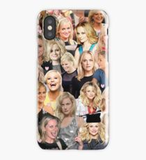 Amy Poehler Collage iPhone Case