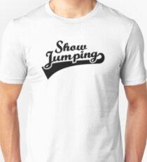 Show jumping Unisex T-Shirt