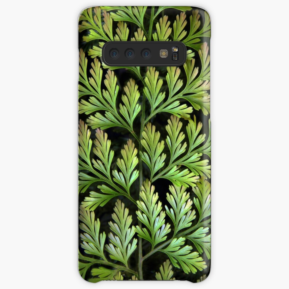 Leaf Abstract Case & Skin for Samsung Galaxy