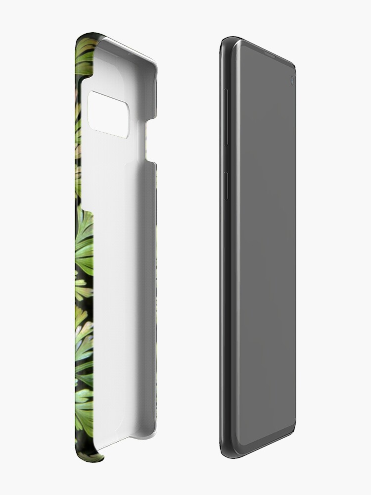 Alternate view of Leaf Abstract Case & Skin for Samsung Galaxy