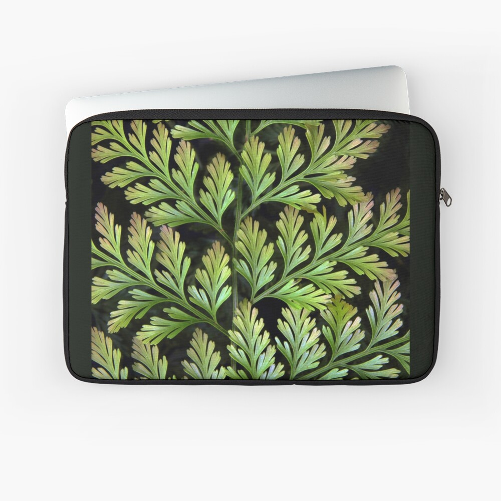 Leaf Abstract Laptop Sleeve