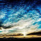Sunset #52 by Richard Bozarth