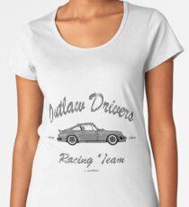 911 Outlaw Drivers  Women's Premium T-Shirt