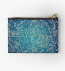 Zodiac Constellation Studio Pouch