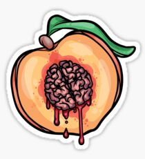 PEACH (LOBOTOMY)  Sticker