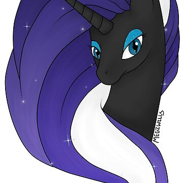 Nightmare Rarity by MegzWills