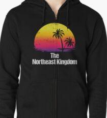 Summer Vacation The Northeast Kingdom Shirts  Zipped Hoodie