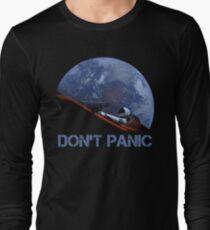 NICHT PANIK Starman Langarmshirt