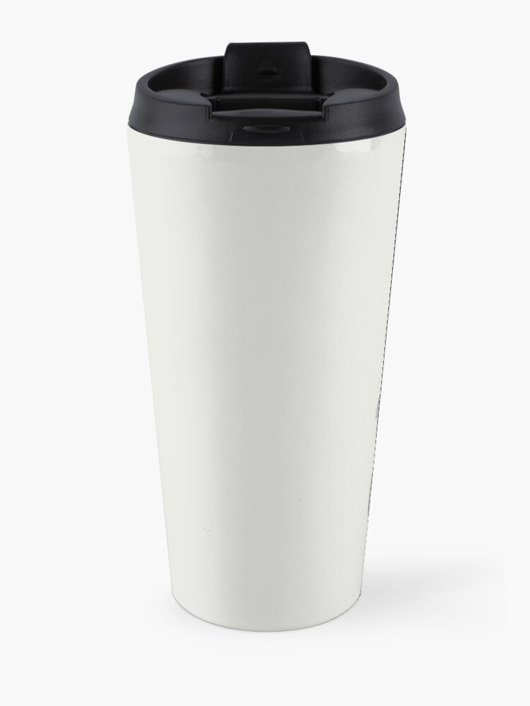 Alternate view of Yes, you shall give me food, FOR I AM CAT! Travel Mug