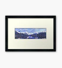 Winter Spell Framed Print