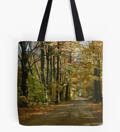 Takin' the Back Road Tote Bag