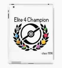 Elite Champion iPad Case/Skin
