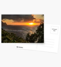 Bali Hai Sunset Postcards