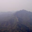 Great Wall Of China by Gethin