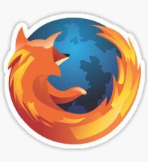 Mozilla Firefox Merchandise Sticker