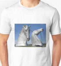 The Kelpies, Helix Park , Falkirk , Scotland Unisex T-Shirt