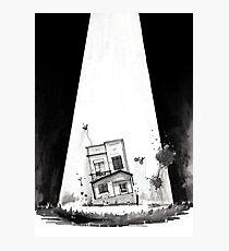 Haunted #1 - Abduction Photographic Print