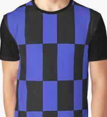 Checker Board Graphic T-Shirt