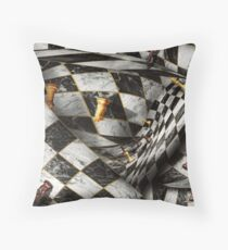 Hobby - Chess - Your move Throw Pillow