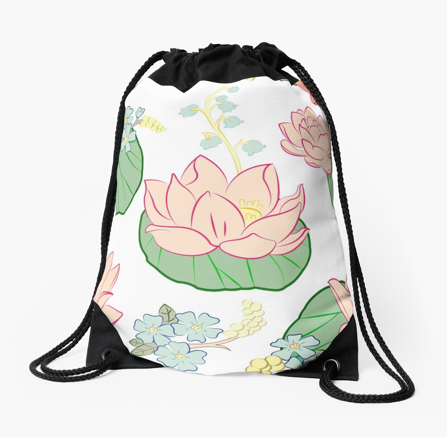 lotus flower by sarabea