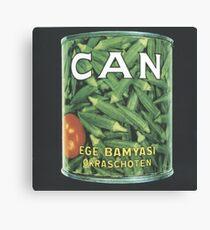 Can - Ege Bamyasi Canvas Print