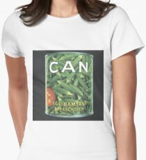 Can - Ege Bamyasi Women's Fitted T-Shirt